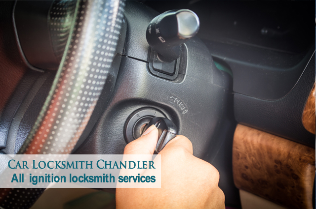 all ignition locksmith services