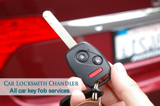 all car key fob services